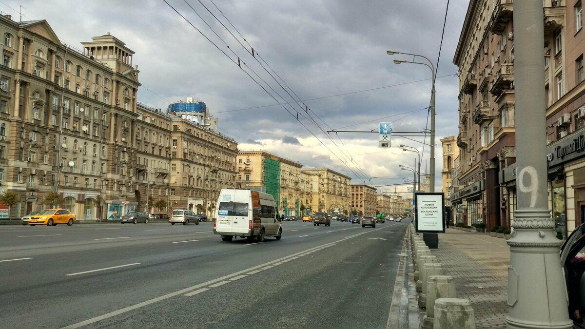 Уличные точки минет кутузовский проспект
