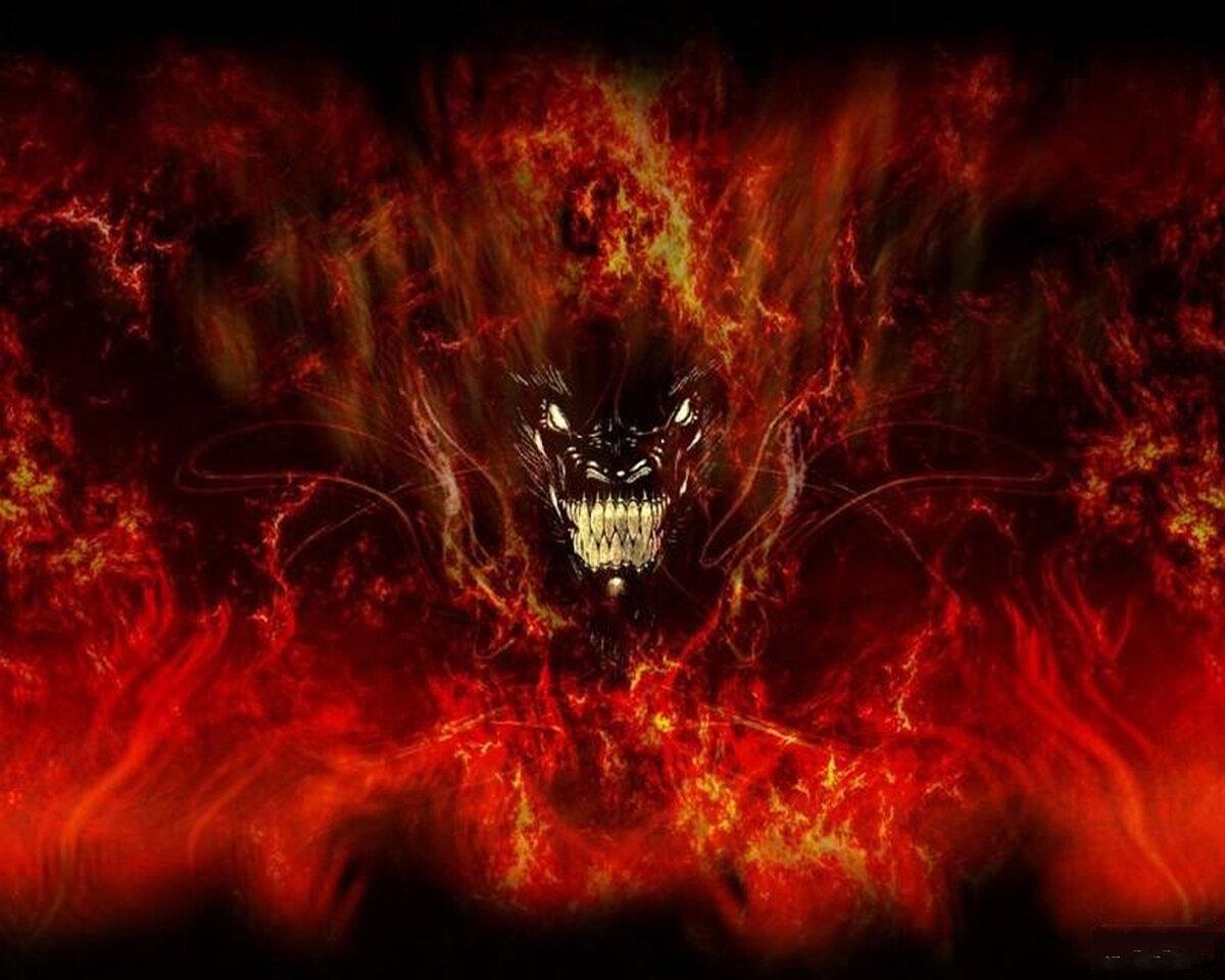 Для улучшения, сатана крутые картинки