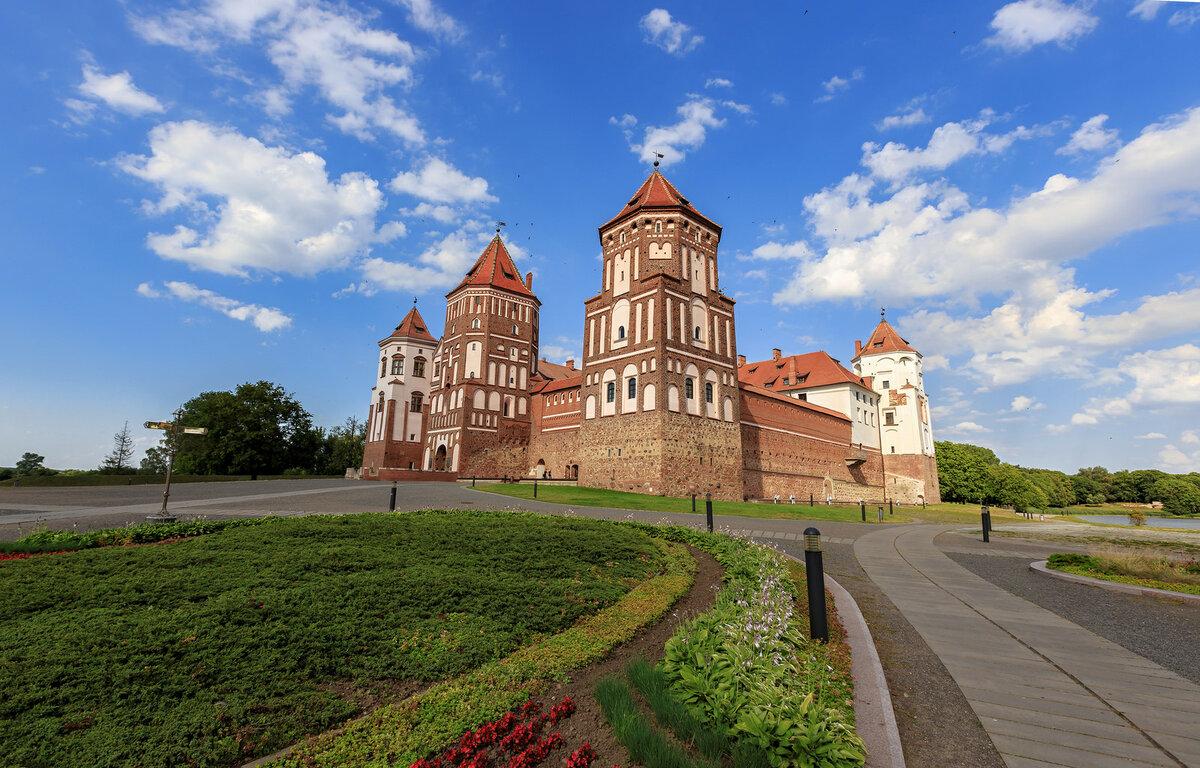 создали все замки беларуси фото и описание прикармливания зимой всего