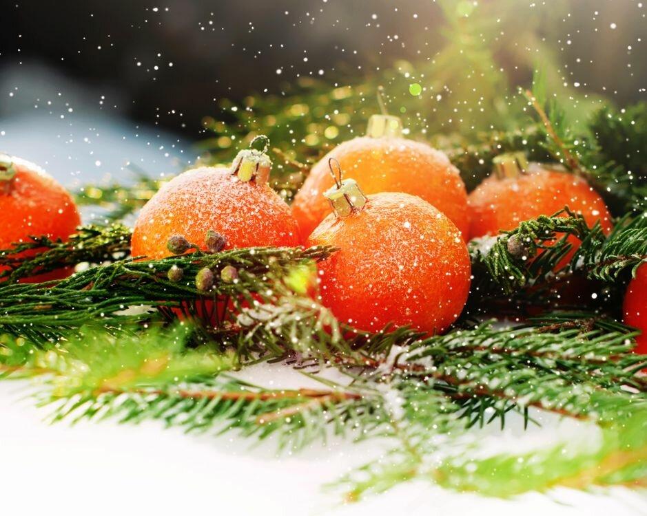 Новогод открытки фото
