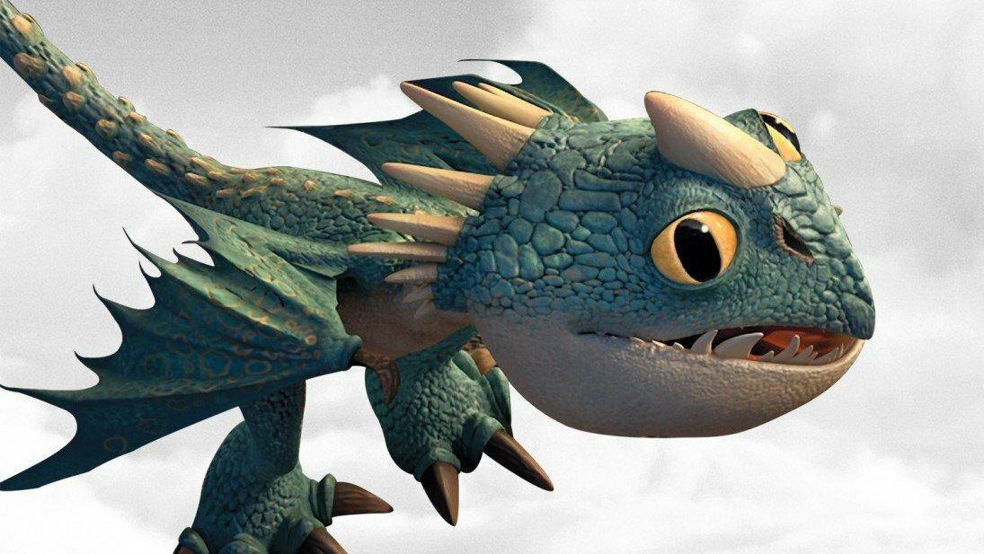 готовые фото с драконами из как приручить дракона понял