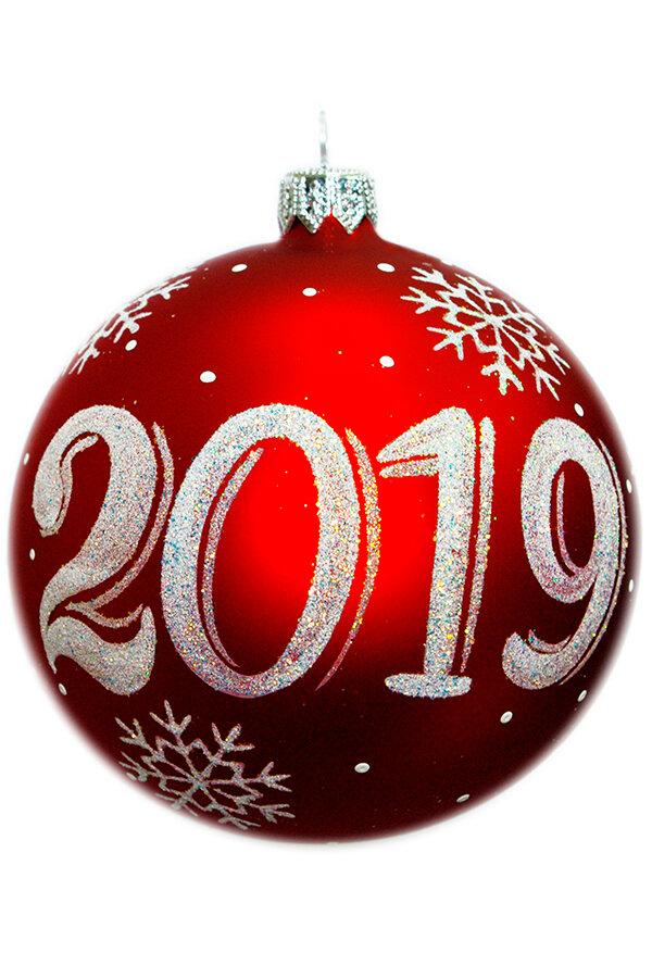 Открытки девушке, картинки с надписью 2019 новый год