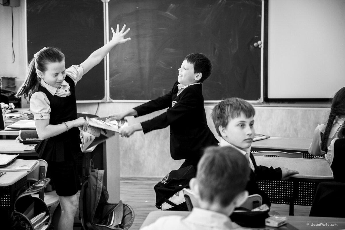 Открытка, смешные фото для класса