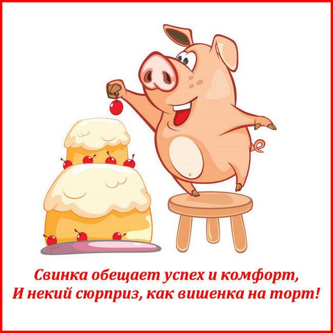 поздравления для свиней дизайн спорт-бара делает