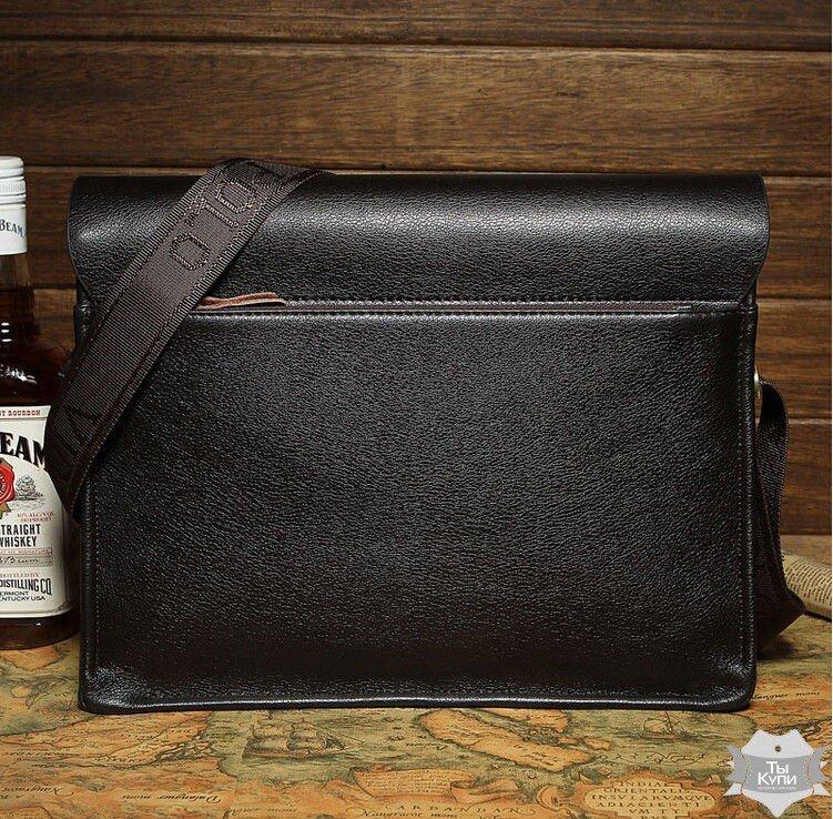 Стильная мужская сумка Polo. Мужская стильная кожаная сумка через плечо  videng polo Купить со скидкой 3f042ab3021