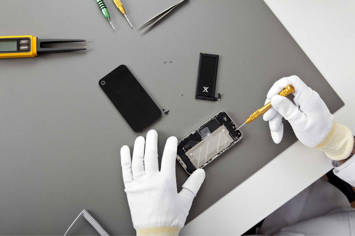 Картинки с ремонтом айфон