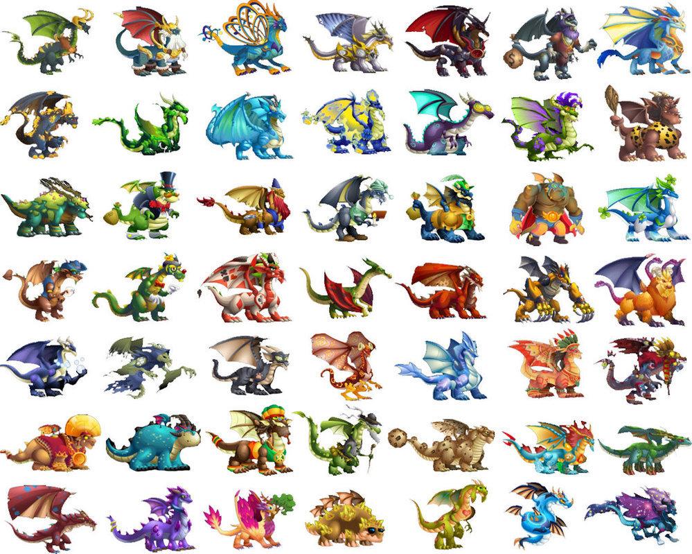 Картинки игры дракон сити