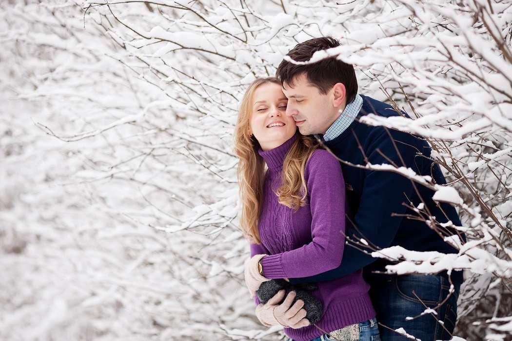 Основы зимней фотосессии