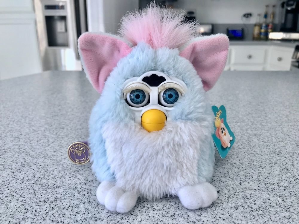 Интерактивная развивающая игрушка Furby в Улан-Удэ