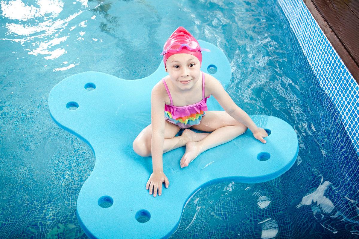 Картинки про бассейн красивые детские