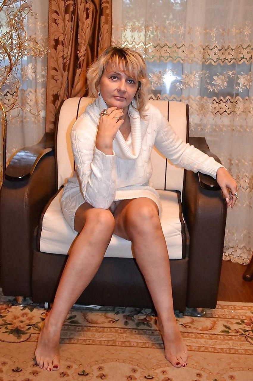 Частные фото ню русских зрелых женщин