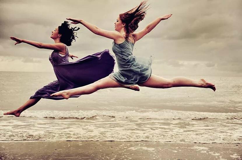признаки позитивные картинки про танцы стихи для