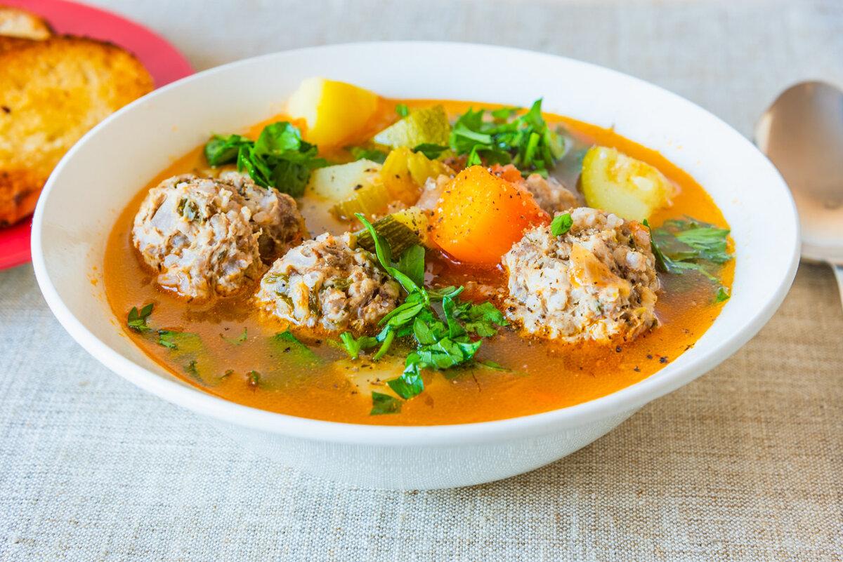 суп тефтели рецепт приготовления с фото нужно знать