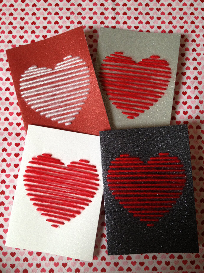 Сделать открытку, открытки сделанные своими руками ко дню святого валентина