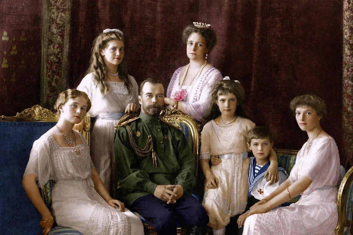 Картинки царской семьи романовых, охотник смешные картинки