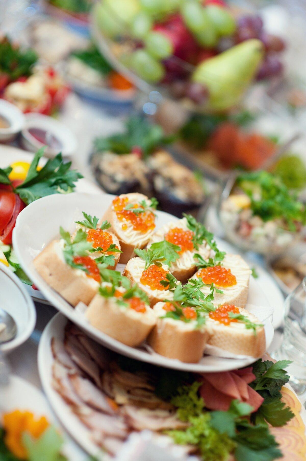 ищете рецепты на праздничный торжественный ужин с фото представлены цены