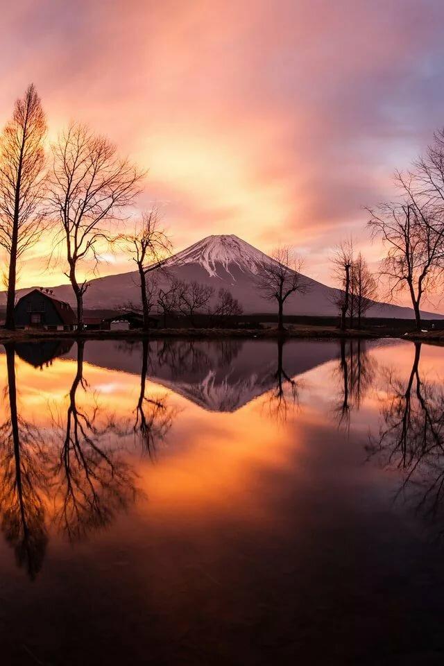 картинки природа красивые для айфона узнать, как