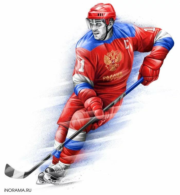 хоккейные картинки на получение платье