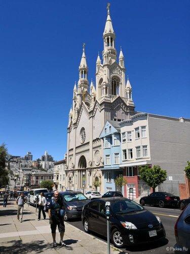 церковь святого петра в сан франциско