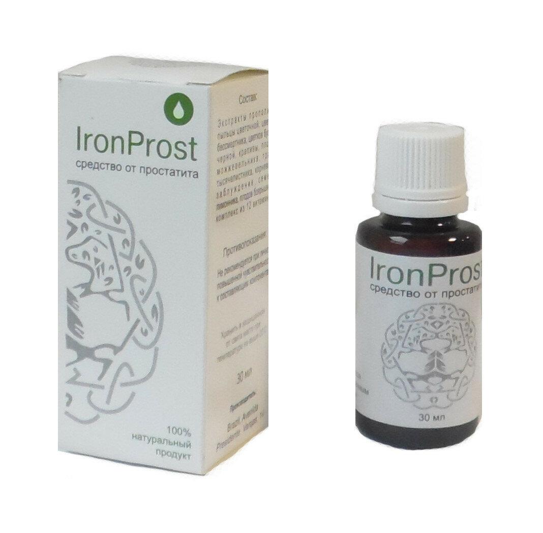 IronProst от простатита
