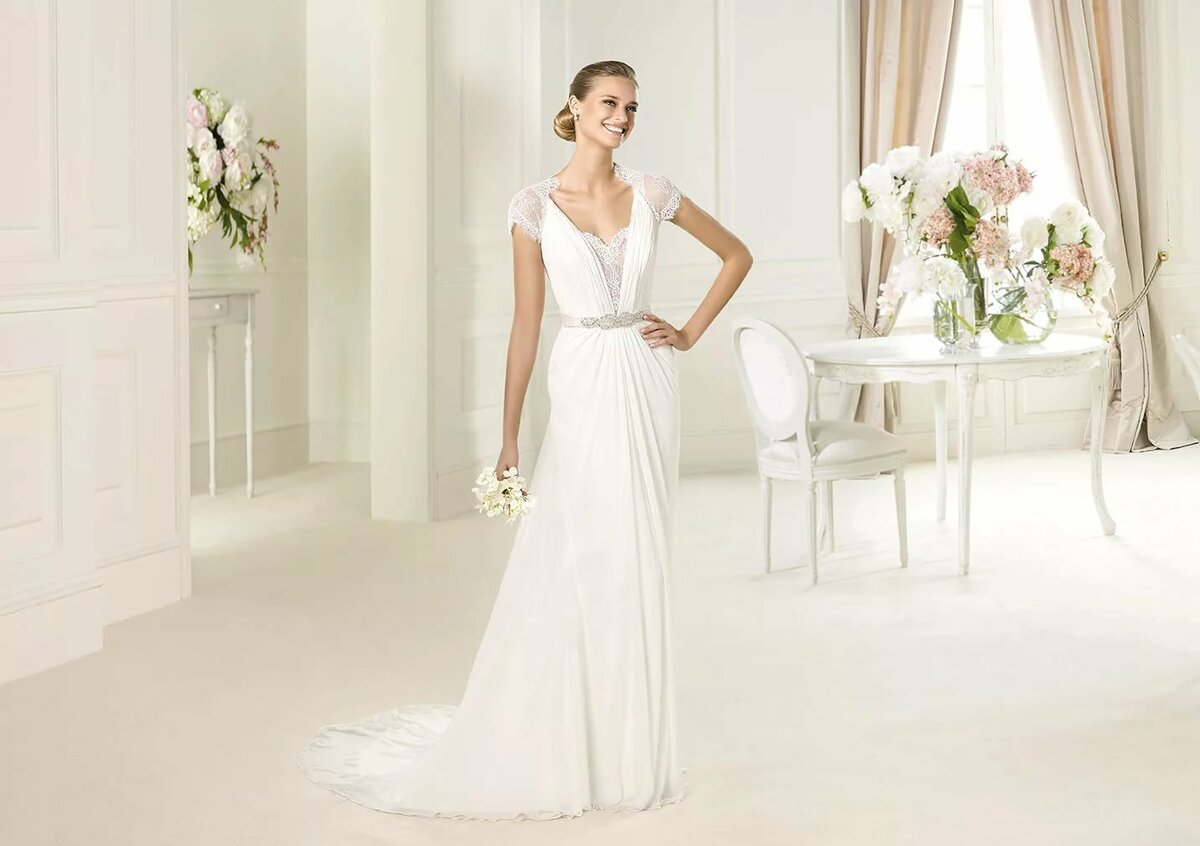 для какие бывают фасоны свадебных платьев фото обижает, когда