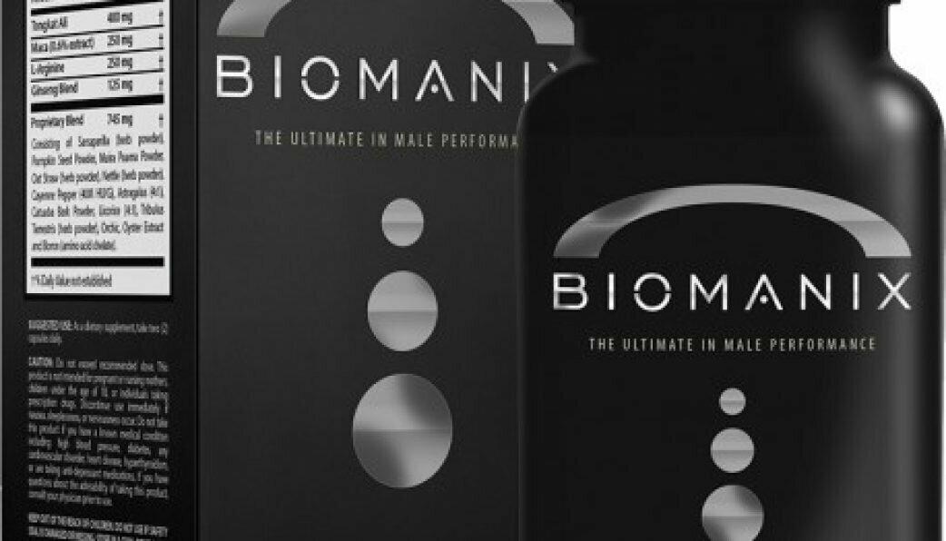 Капсулы BIOMANIX для мужчин в Кольчугине