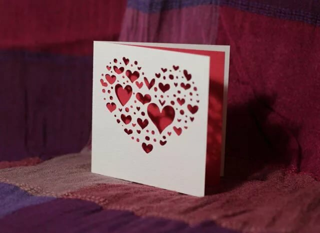 Открытку днем, как сделать открытку своему любимому мужчине своими руками