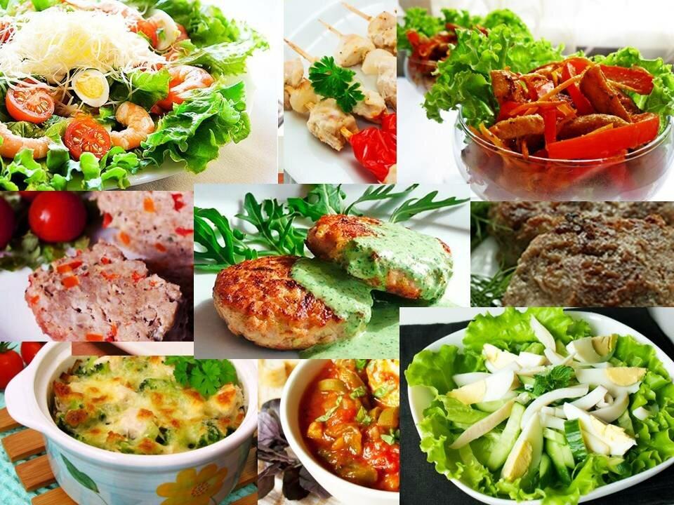 простые рецепты для правильного питания с фото запаяна