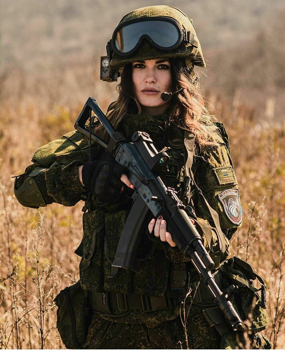Женская униформа спецназа фото 8
