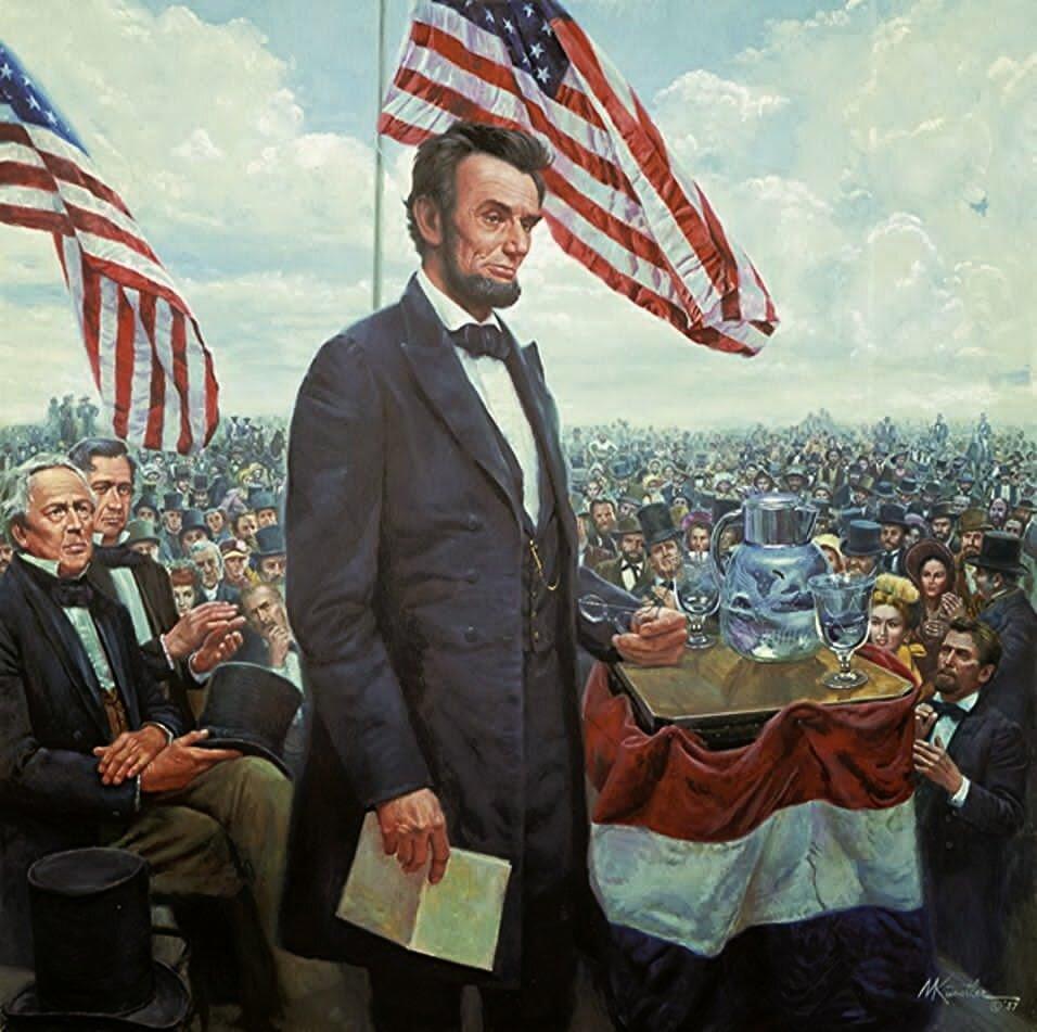 president lincolns speech - 956×951