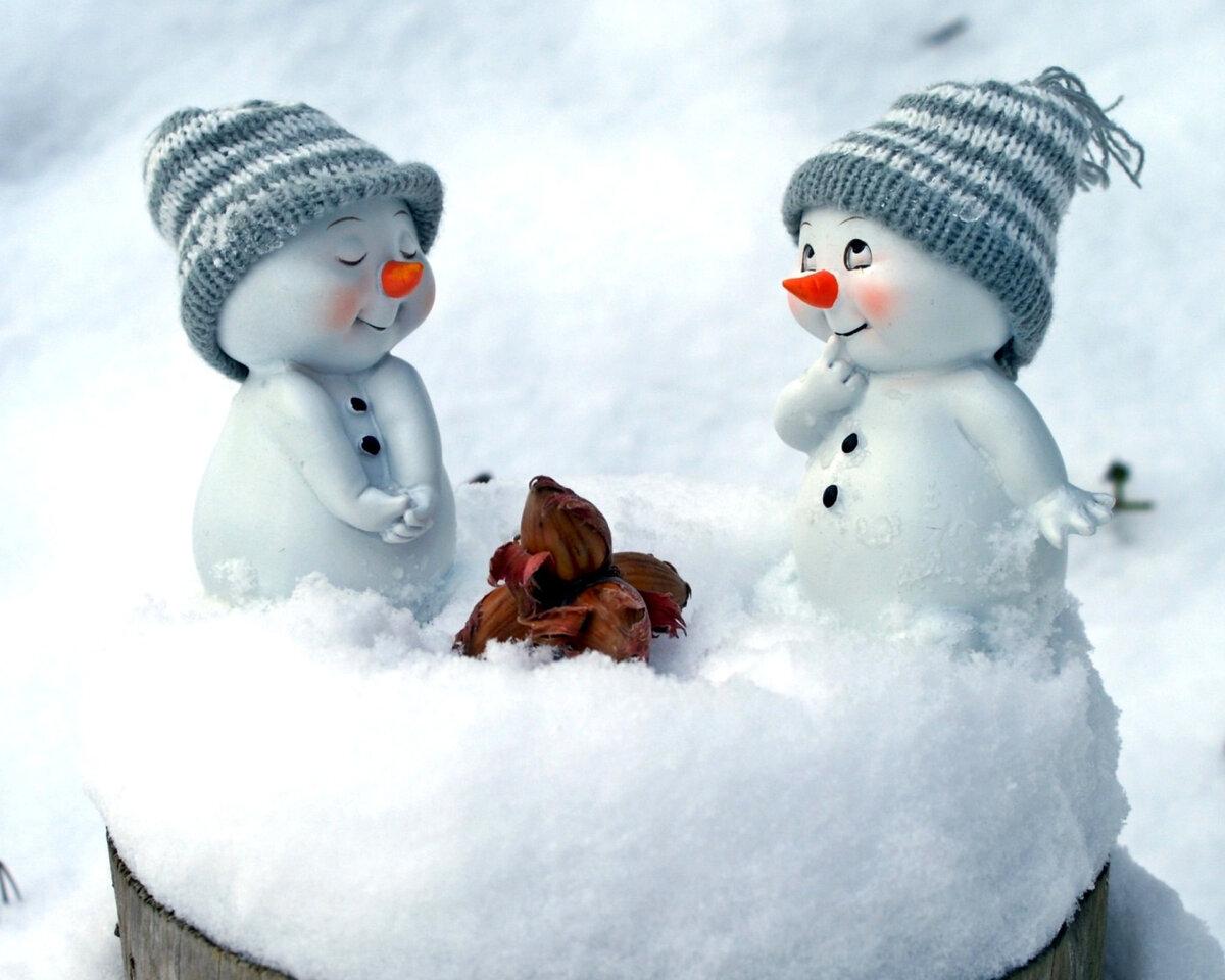 Картинки, детские зимние картинки доброе утро