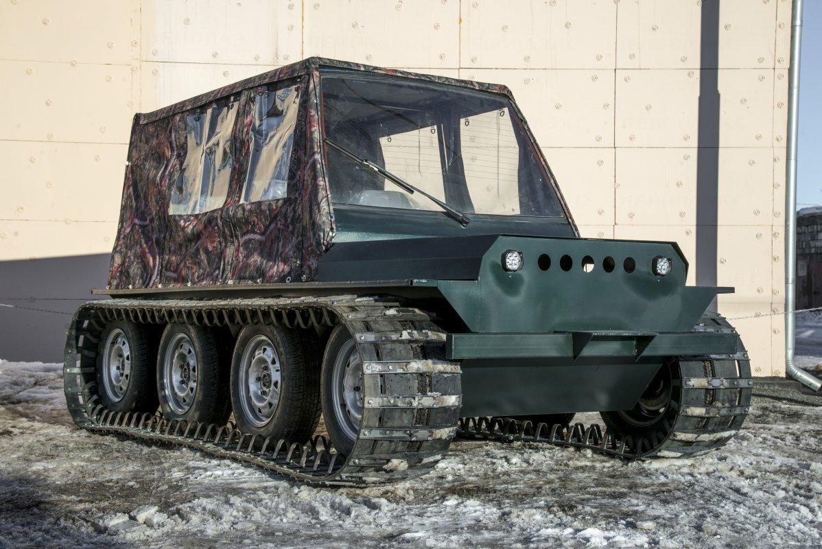 Вездеход Егоза Охотник-2