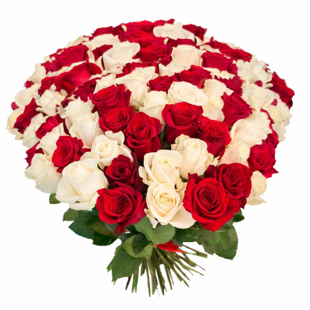 Цена на букет рози, букет цветов