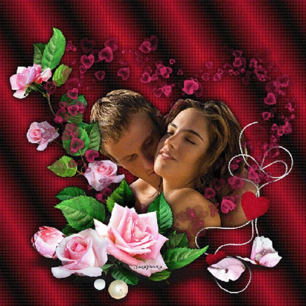 Картинки влюбленных пар анимация, константину открытка открытки