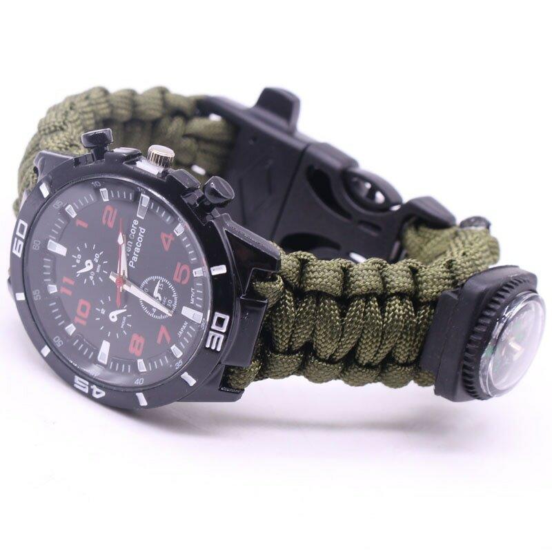 Тактические часы Xinhao Paracord Watch в Харькове