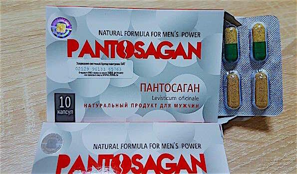 Pantosagan для потенции
