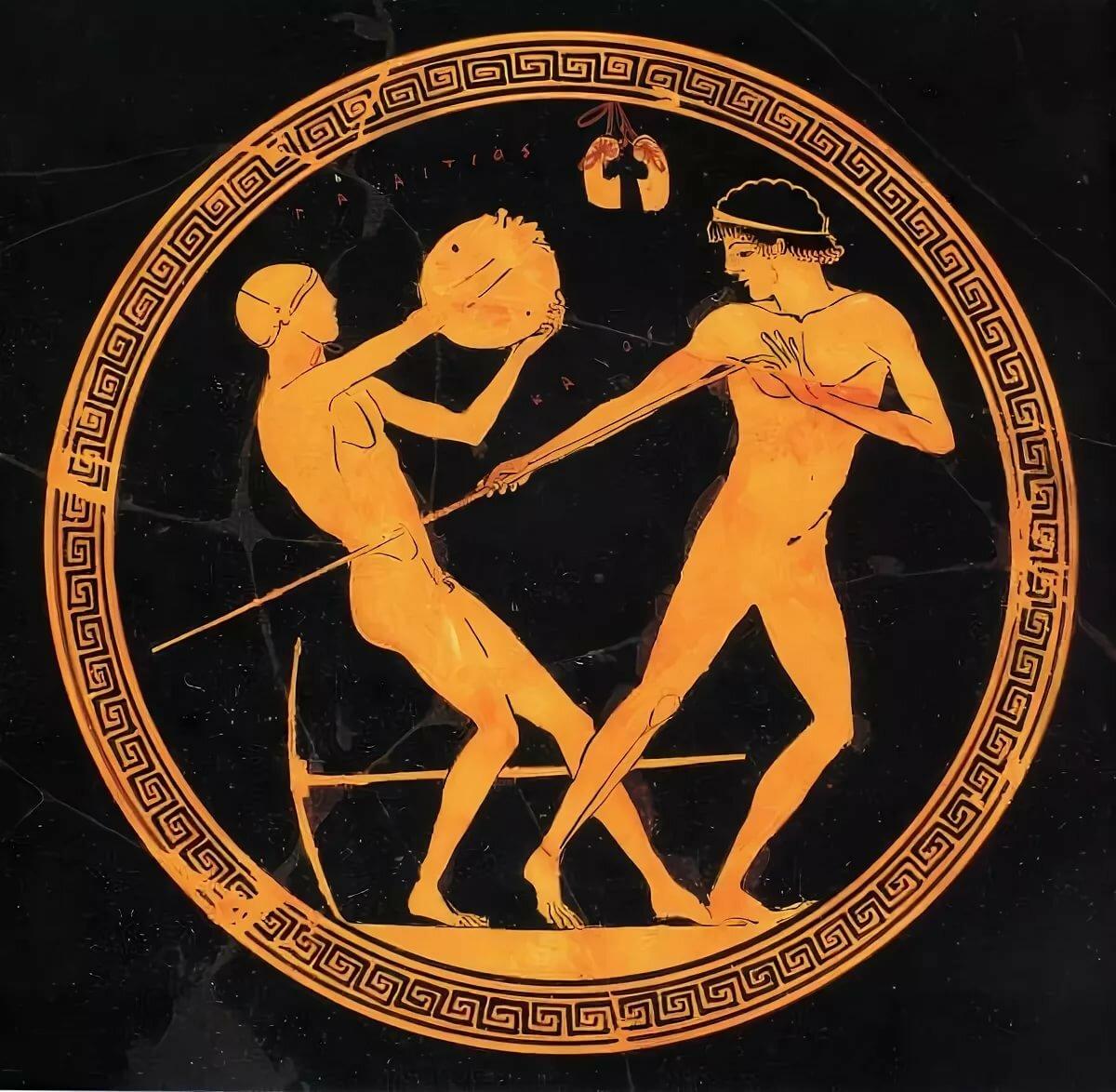 защитить олимпийцы греции древней картинки сожалению