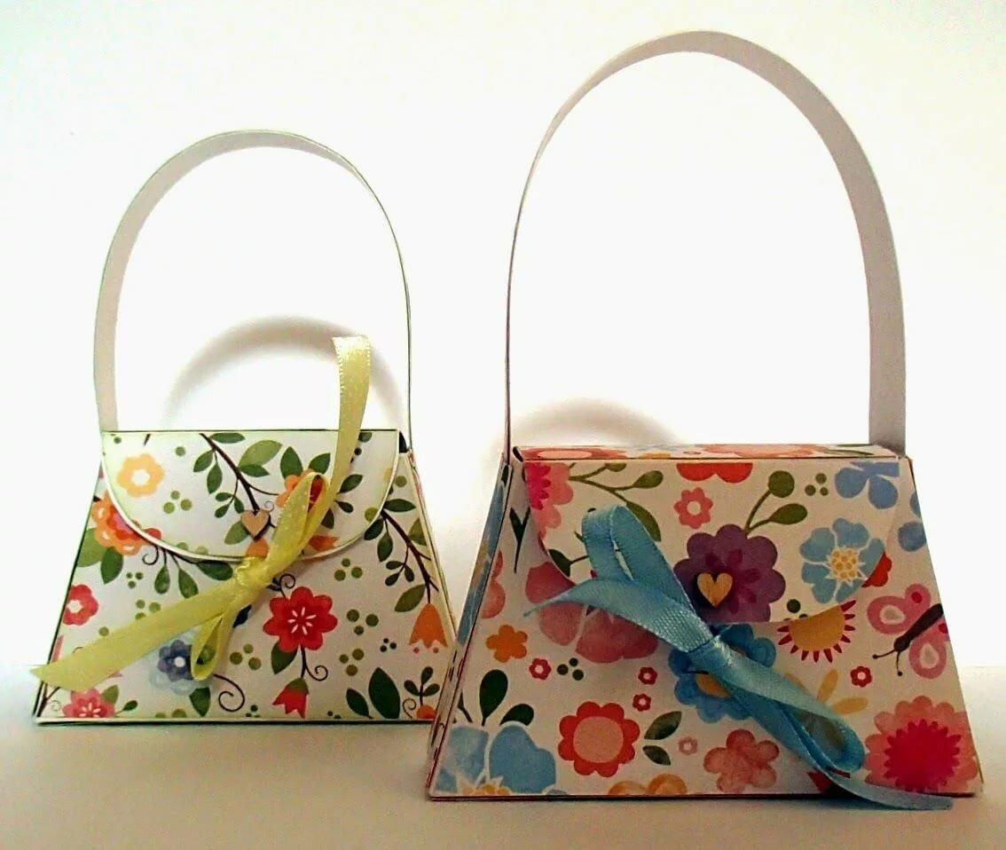 Открытки сумочка своими руками