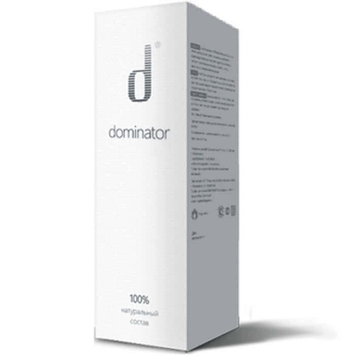 Dominator спрей для увеличения члена в НовомУренгое