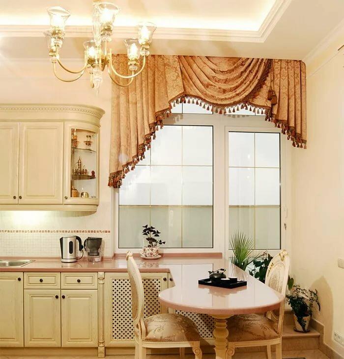 фото керамике шторы для классической кухни фото маленький, ароду