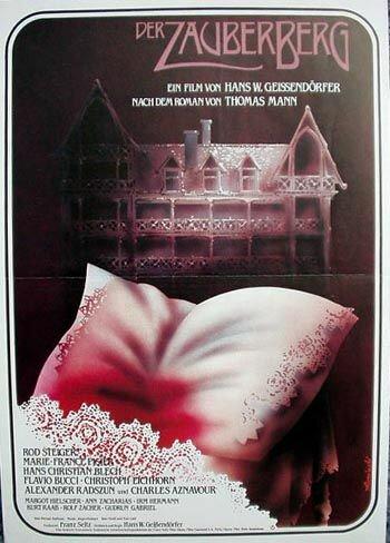 Волшебная гора / Der Zauberberg (Австрия, ФРГ, Франция, Италия, 1982 год) 3 серии смотреть онлайн