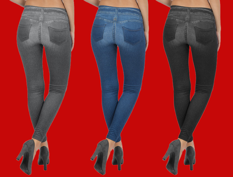 Джеггинсы Slim Jeggings в Элисте