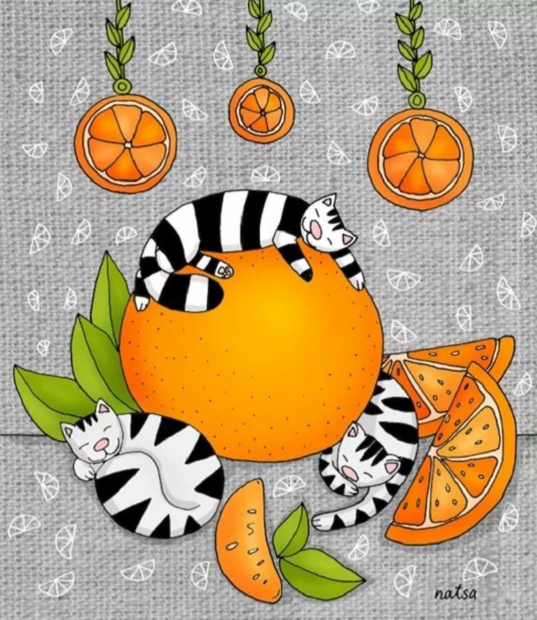 также поздравления с днем рождения про апельсин самом