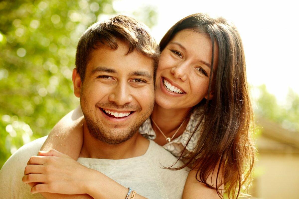 Прикольные картинки молодых пар