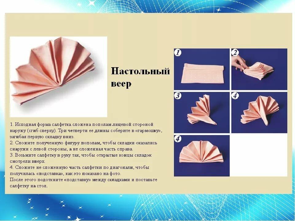 картинки как складывать салфетки бумажные бородавка