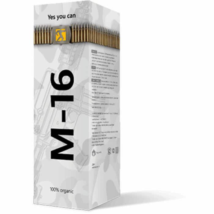 Средство для потенции M16 в Нелидове
