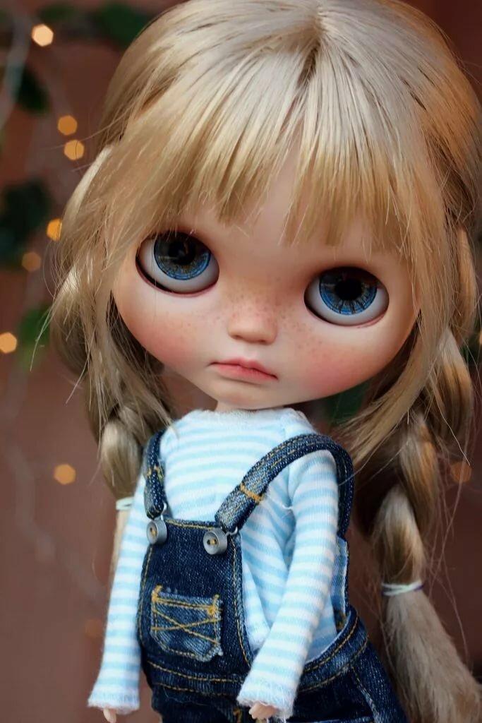 Грустные куклы картинки