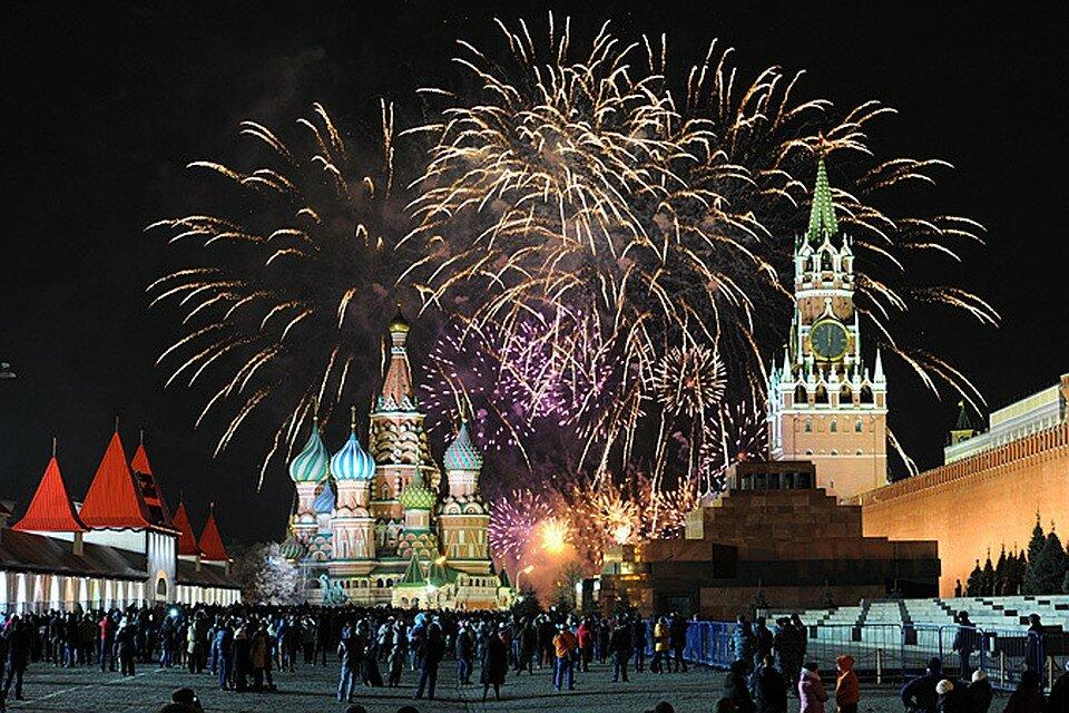 Новый год россия картинки