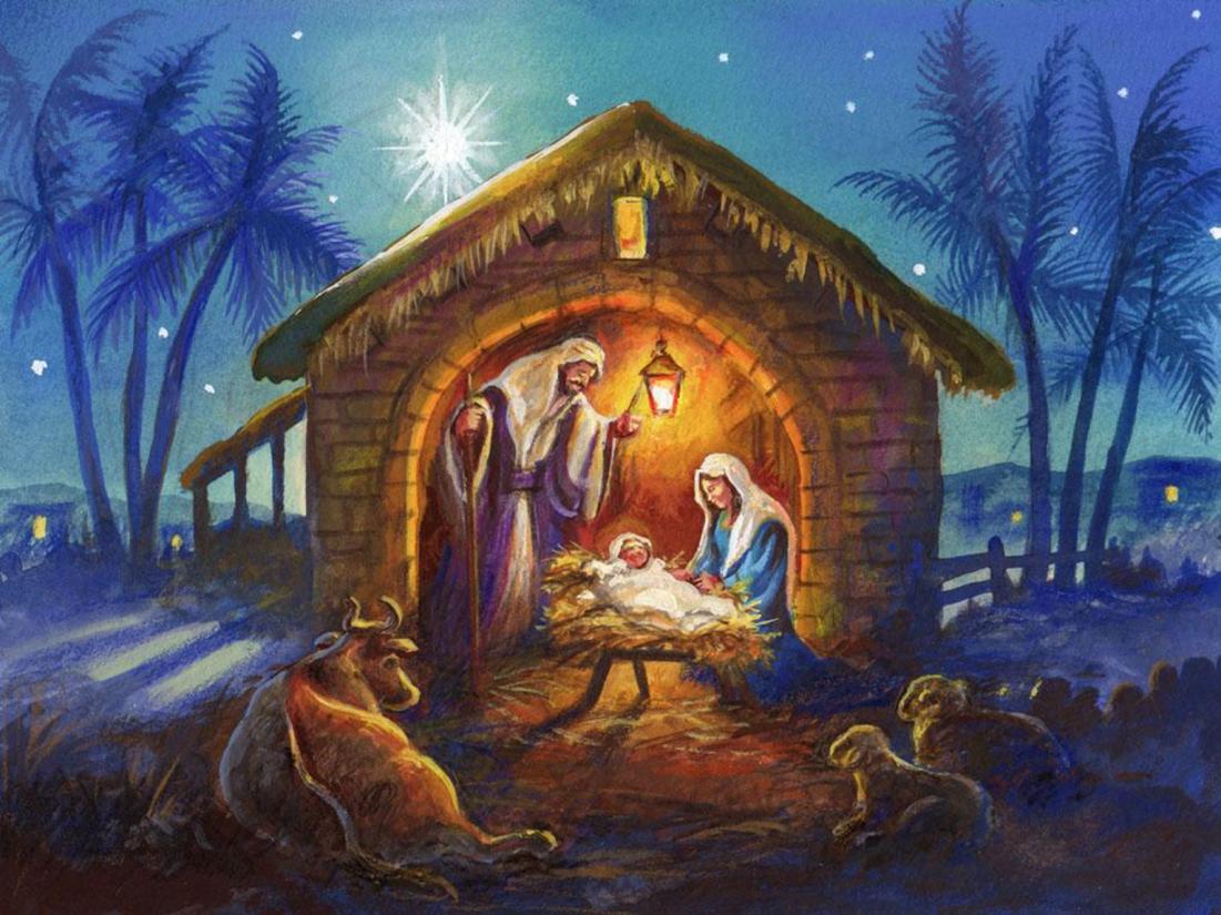Лет, христианские рождественские картинки на рабочий стол на весь экран