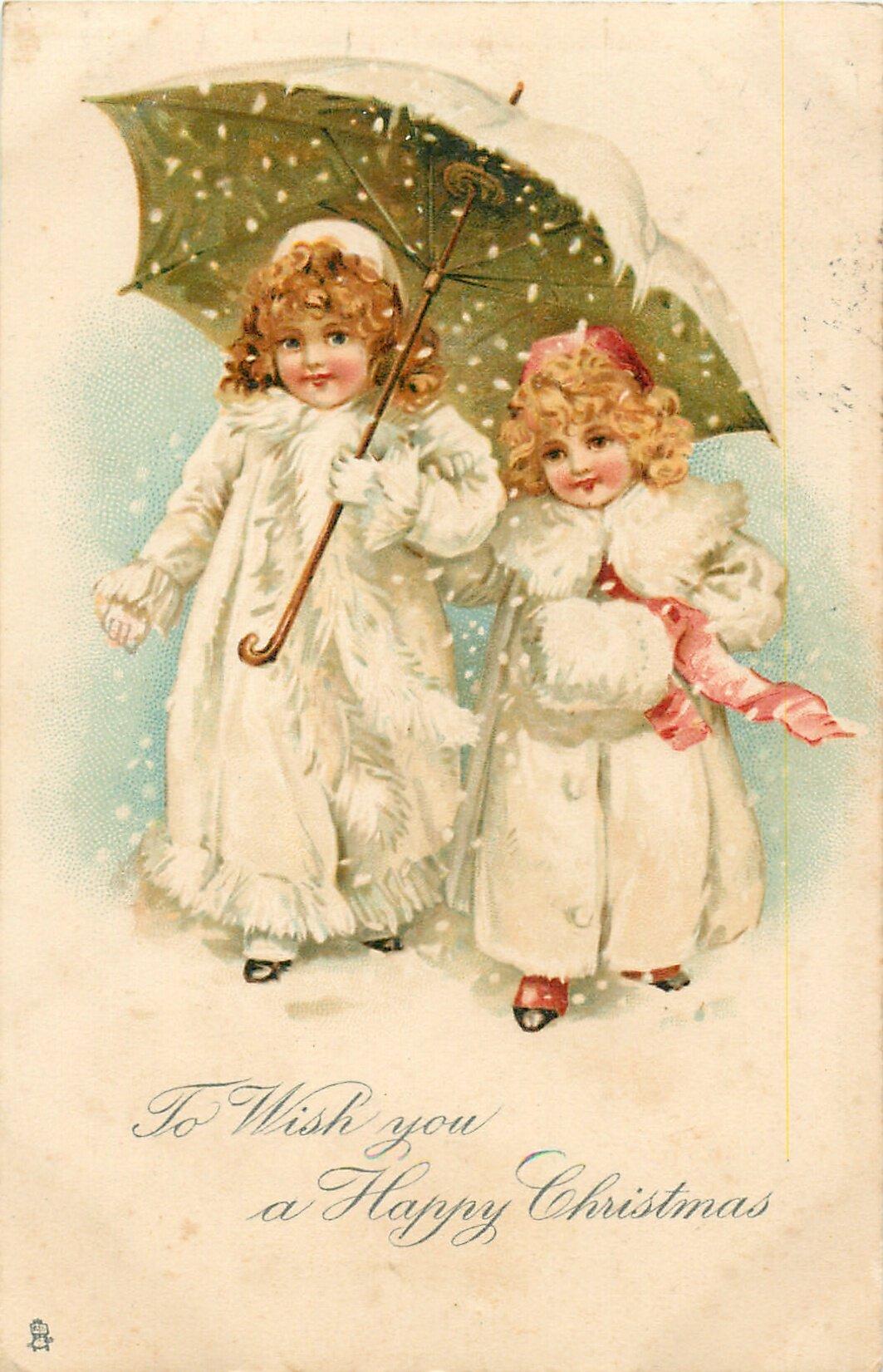 9 декабря день рождественской открытки